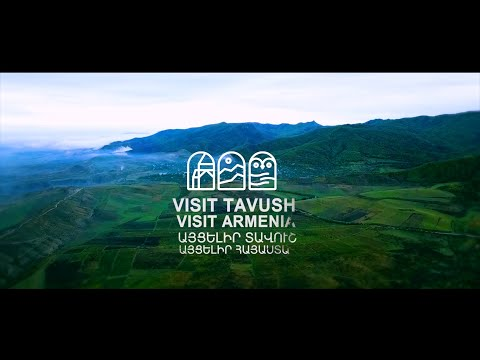 Tavush: Tourism video
