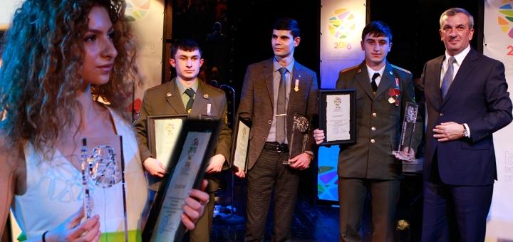 «Երիտասարդ 2016» մրցանակաբաշխությունը